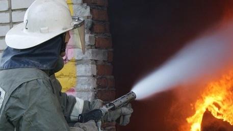 В Красноперекопске на пожаре спасен мужчина
