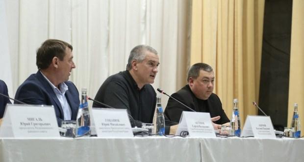 2019 год в сельских районах Крыма станет годом ремонта медицинских учреждений