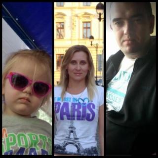 ЧП в Крыму: без вести пропала семья Ларьковых - супруги и их трёхлетняя дочь