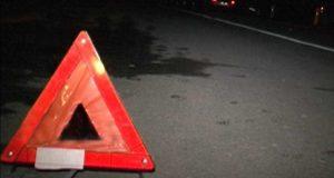 Вечернее ДТП на Евпаторийской трассе: не разъехались ВАЗ и «Chevrolet»