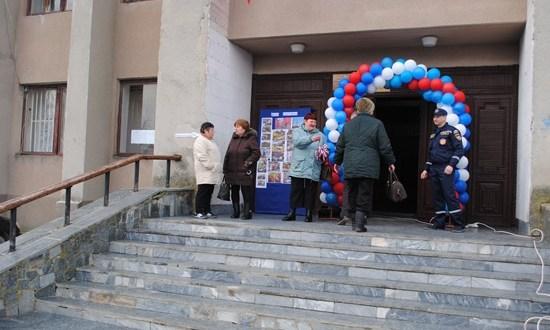 Выборы в Крыму прошли без чрезвычайных происшествий