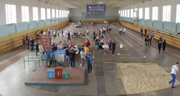 24 марта в Симферополе - первенство по легкоатлетическим многоборьям