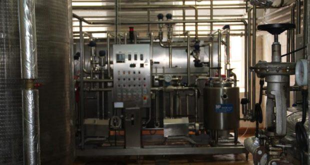 В Крыму заработал новый молокоперерабатывающий завод