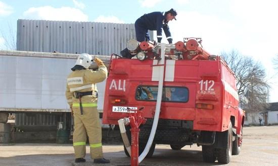 МЧС Крыма обеспечит пожарную безопасность на всех избирательных участках Республики