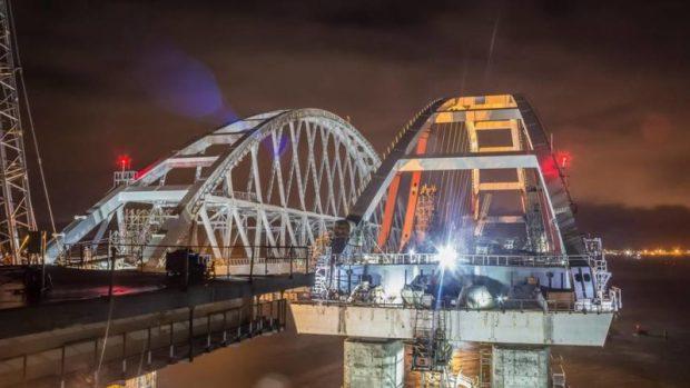 В Германии поняли очевидное: мост в Крым существует; и признали: «один - ноль в пользу Путина»