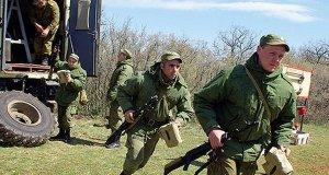 Командование Южного военного округа проверило береговые войска ЧФ в учебном бою в Крыму