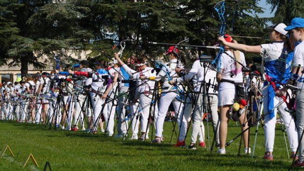 В Алуште проходит розыгрыш Кубка России по стрельбе из лука
