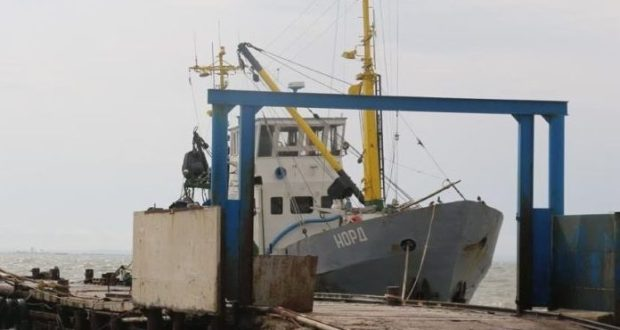 Керченский рыбколхоз имени Первого Мая намерен вернуть судно «Норд»