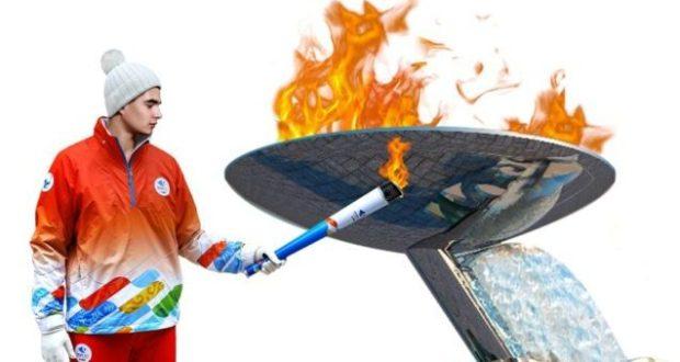 И факел в руки... Эстафета огня Зимней универсиады-2019 ищет факелоносцев