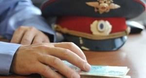 В Симферополе перед судом предстанет «гаишник»-взяточник