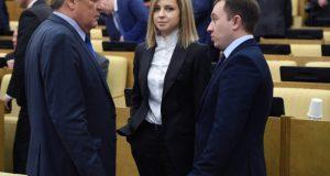 Наталья Поклонская о «борцах с коррупцией»