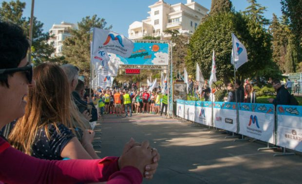 """В марафоне """"Ялта-2018"""" на старт вышли спортсмены из 158 городов"""
