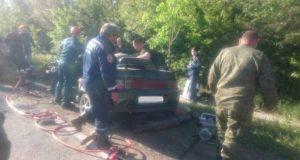 Подробности субботнего ДТП на трассе «Симферополь – Ялта»