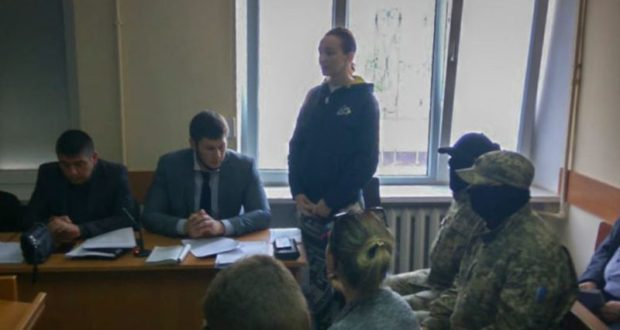 Два месяца ареста. Приговор украинского суда беременной Елене Одновол