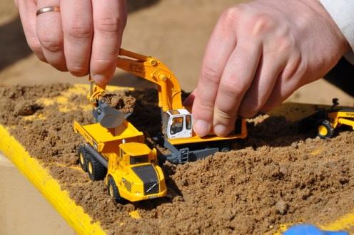 Власти Севастополя просят подрядчиков приостановить земельные работы