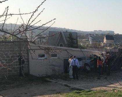 Смертельное ДТП в Севастополе. Авто врезалось в стену дома
