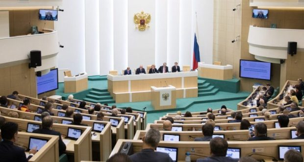 В понедельник в Совете Федерации обсудят обеспечение безопасности в Черном и Азовском морях
