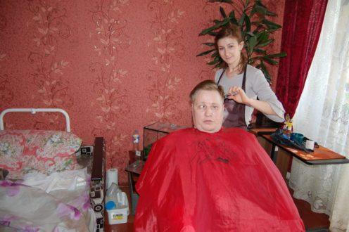 Социальная парикмахерская севастопольского «Добровольца». Люди и судьбы