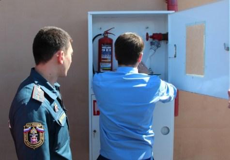 В Крыму продолжаются проверки торгово-развлекательных комплексов