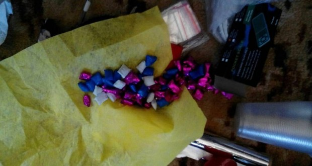 В Керчи поймали двоих наркосбытчиков из Севастополя
