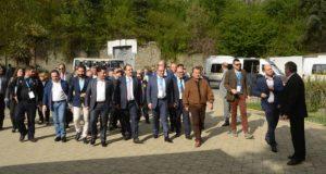 Никитский ботанический сад посетила делегация из Сирии