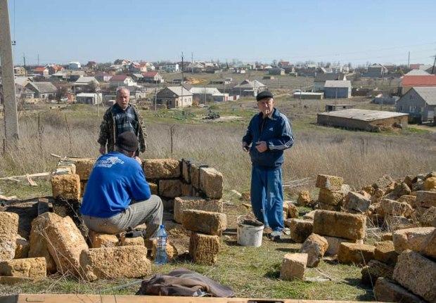 Территорию мечети в посёлке Белое-5 под Симферополем привели в порядок