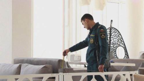 Пожарные и прокуроры проверили ТЦ «Фуршет» и ТРЦ «Берг» в Симферополе