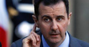 "Президент Сирии Башар Асад внесён в базу ""Мироворец"". Из-за Крыма..."
