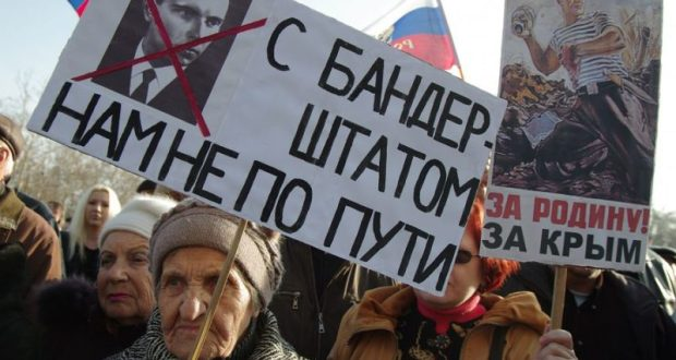 Полиция Украины объявила в розыск 6 тысяч крымчан. Повод – «Русская весна» 2014 года