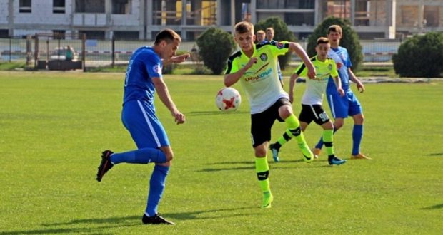 ФК «Евпатория» - единоличный лидер крымского футбольного Чемпионата