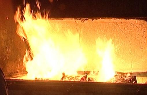 Специалисты Россельхознадзора в Севастополе сожгли более 100 кг санкционных сыров