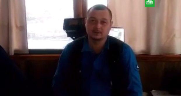 Капитан сейнера «Норд», арестованного на Украине, заявил об издевательствах