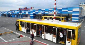 В Симферополе продлили ряд маршрутов общественного транспорта до нового терминала аэропорта