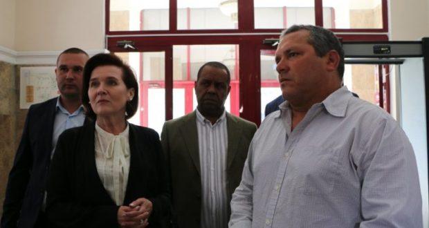 В Севастополе сын Эрнесто Че Гевары открыл выставку, посвящённую отцу