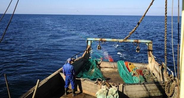 У берегов Крыма, в районе мыса Тарханкут задержано украинское судно