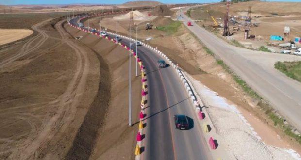 Крымский мост торопит трассу «Таврида»