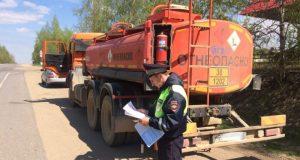 Симферопольская Госавтоинспекция подвела итоги операции «Опасный груз»