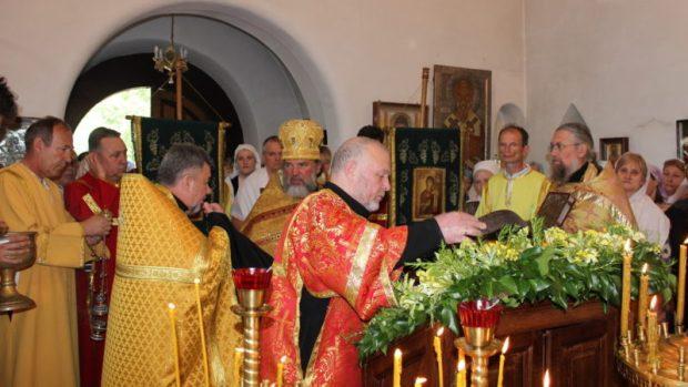 В Ялте открыли часовню в честь равноапостольного князя Владимира