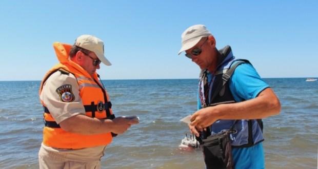 В Крыму пройдёт месячник безопасности на воде