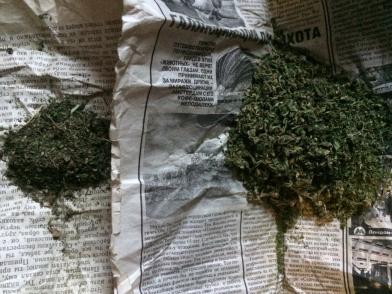 В Белогорском районе местного жителя поймали на хранении марихуаны