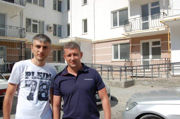 Долгожданное новоселье севастопольской многодетной семьи Мазуровых. В гости – с «Добровольцем»