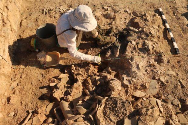 Новые находки археологов музея-заповедника «Херсонес Таврический»