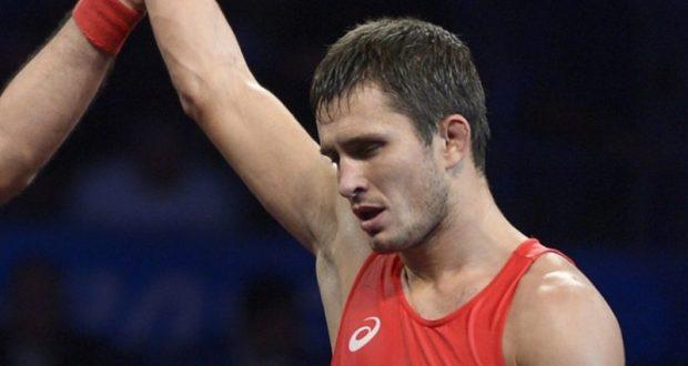 Крымчанин Адам Курак - чемпион Европы по греко-римской борьбе