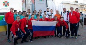 Крымские баскетболисты - победители IV Всемирных игр юных соотечественников