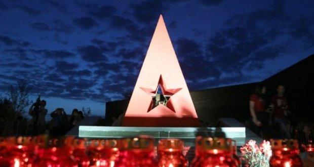 8 мая на территории бывшего совхоза «Красный» пройдёт акция «Зажги свечу памяти»