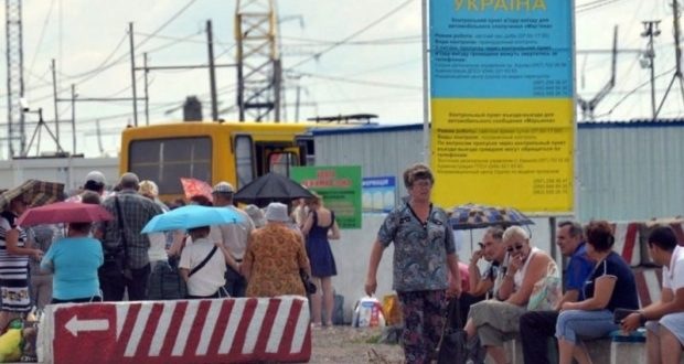 На Украине назвали число переселенцев из Крыма и Донбасс