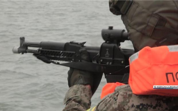 Как «освобождали заложников» в Керченском проливе