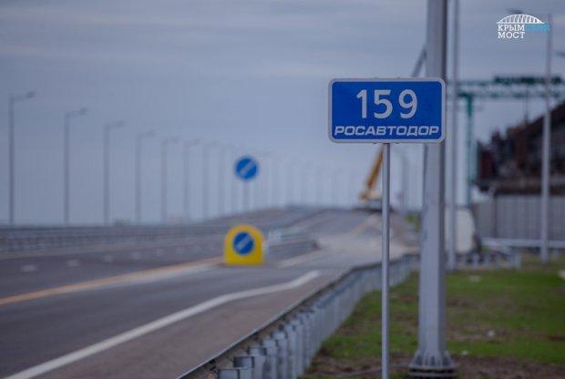 Сдан досрочно: запускается автодорожное движение по Крымскому мосту