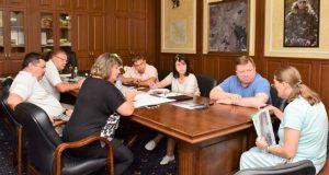 Глава администрации Симферополя Игорь Лукашев провёл личный приём граждан