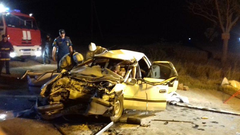 Смертельное ДТП на трассе «Симферополь – Николаевка». Пять человек погибло. Подробности